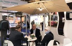 """首次亮相海外 汉能汉伞在慕尼黑国际太阳能展迎来高""""光""""时刻"""