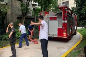 金融街第一太平戴维斯迅速应对火情,以专业应急能力展现高品质服务