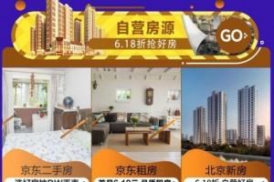"""京东618成车房大件""""云销售""""主场 引领服务型消费新标准"""