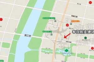 邦泰集团以近10亿元斩获德阳旌东新区160.4亩优质地块