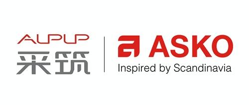ASKO战略签约采筑平台,与万科等强强联手共迎中国高端地产新征程