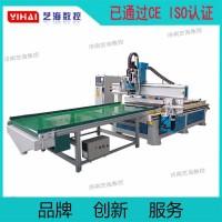 YK12S-P 加工中心开料机 板式家具生产线