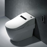 MOPO/摩普MP-3009智能马桶 一体式智能坐便器 自动冲水烘干座便器