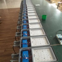 广东路灯维修 30瓦LED路灯 锂电一体化灯头