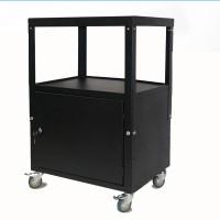 PJ100投影机移动车投影仪支架会议室专业音响支架移动投影机移动推车厂家