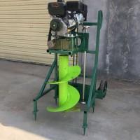 栽种果林移树机 金佳植树挖坑机 支架式挖坑机