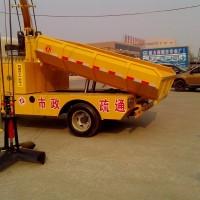 新疆市政下水道清淤车生产厂家