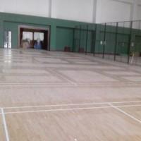 篮球运动木地板施工厂家/篮球运动木地板施工厂家价格/【中体奥森】