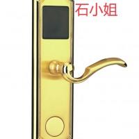 酒店智能门锁 智能防盗锁 感应酒店锁公寓门锁 智能门锁**