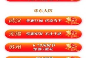 华发6.18现房节震撼开启,你的省钱攻略都在这里 !!!