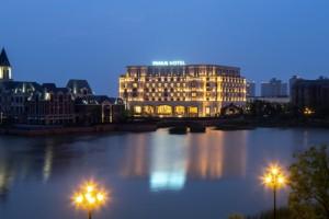 上海一小时度假圈,城市后花园,启东绿地长岛铂瑞酒店国庆随心游
